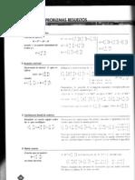 Ejercicios de Matematicas y Problemas Resueltos