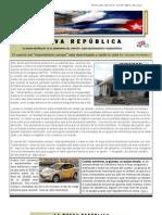 Lnr 74 (Revista La Nueva Republica) 21 de Abril de 2013 Cubacid.org