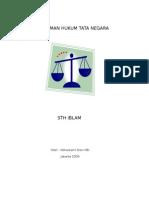 rangkuman Hukum Tata Negara