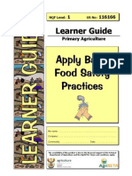 Apply basic food safety practices 116166_LG
