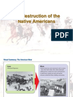End of the Native Americans