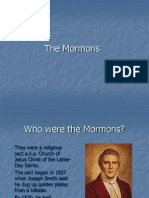 The Mormons.ppt