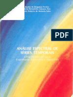 1986 Analise Espectral de Series Temporais
