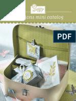 Occasions 09 Mini Catalog... Cute Stuff