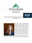 Fulcrum Partners, Media Release for for April 23 2013