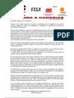 Carta de La Ftsp Uso-canarias