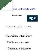 Introdução ao controle de robôs