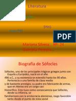 Literatura Mariana Silvera Gabriela Pereyra