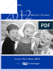 Oregon County Data Book 2012