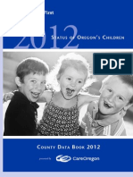 Oregon County Data Book 2012