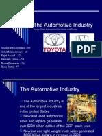 Supply Chain Management Of Honda & Toyota