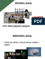 Med Leg documentos médico-legais