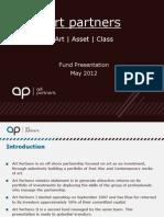 Art Partners Presentation MSPWM May 7 2012