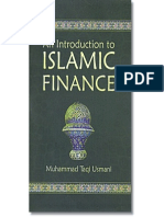 An Introduction to Islamic Finance by Mufti Muhammad Taqi Usmani