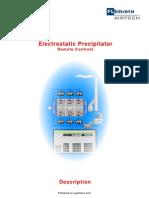 Remote Control of ESP