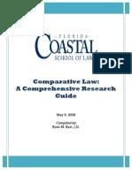 Comparative Law Comprehensive Guide Rose Burt