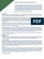 Efecto Del Consumo de Claviceps Purpurea en Bovinos en Engorde