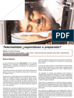 Televisión | Telerrealidad