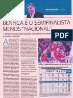 Portugueses nas meias finais