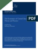 CCP ISDA discussion