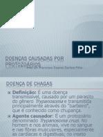 Doencas Causadas Por Protozoarios