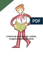 Fichas de Leitura de Livros
