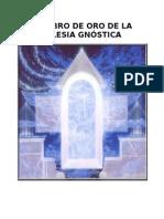 El Libro de Oro de La Iglesia Gnostica Edicion 2002