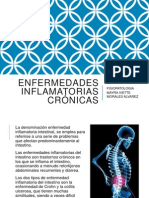 Enfermedades Inflamatorias Cronicas- Fisiopato , Mayra