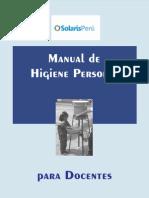Manual de Higiene Personal