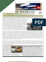 Lnr 74 (Revista La Nueva Republica) 22 de Abril de 2013 Cubacid.org