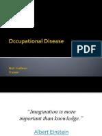 Tot Occupational Diseases