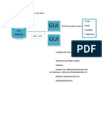 Configurar Una Base de Datos SQL Server