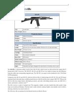 The AK-102 Assault Rifle
