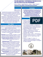 Enfermedad pélvica inflamatoria y enfermedad neumocóccica invasiva por streptococcus pneumoniae