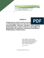 Trabajo de Epistemologia Unidad 4
