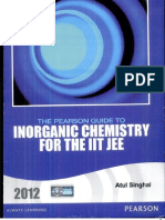 The Peason --Inorganic Chemistry
