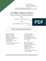 Response Brief From SU and Boeheim