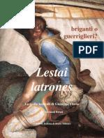 2013 BRIZZI Lestai Latrones. Le Scelte Lessicali Di Giuseppe Flavio