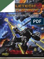 Battletech BattleForce QSR