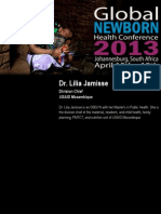 Dr. Lilia Jamisse