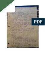 Journal Planning