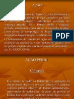 Aula Ação Penal