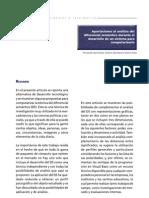 Aportaciones al análisis del diferencial semántico durante el desarrollo de un sistema para computarizarlo