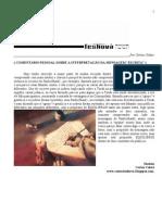 """COMENTÁRIO+PESSOAL+SOBRE+A+INTERPRETAÇÃO+DA+MENSAGEM+""""ESCRITA"""""""