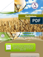 Molibdeno Disertacion Final