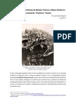 Moises Vivanco y Mauro Nuñez y en el ambiente folclórico limeño