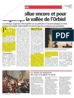 231 l'indépendant 21 mars 2013 colloque Salsigne