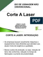 Apresentacao Corte Laser