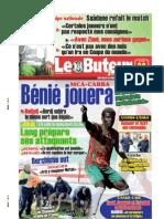 LE BUTEUR PDF du 30/03/2009