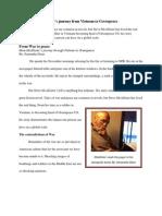 Profile Article on Steve McAllister